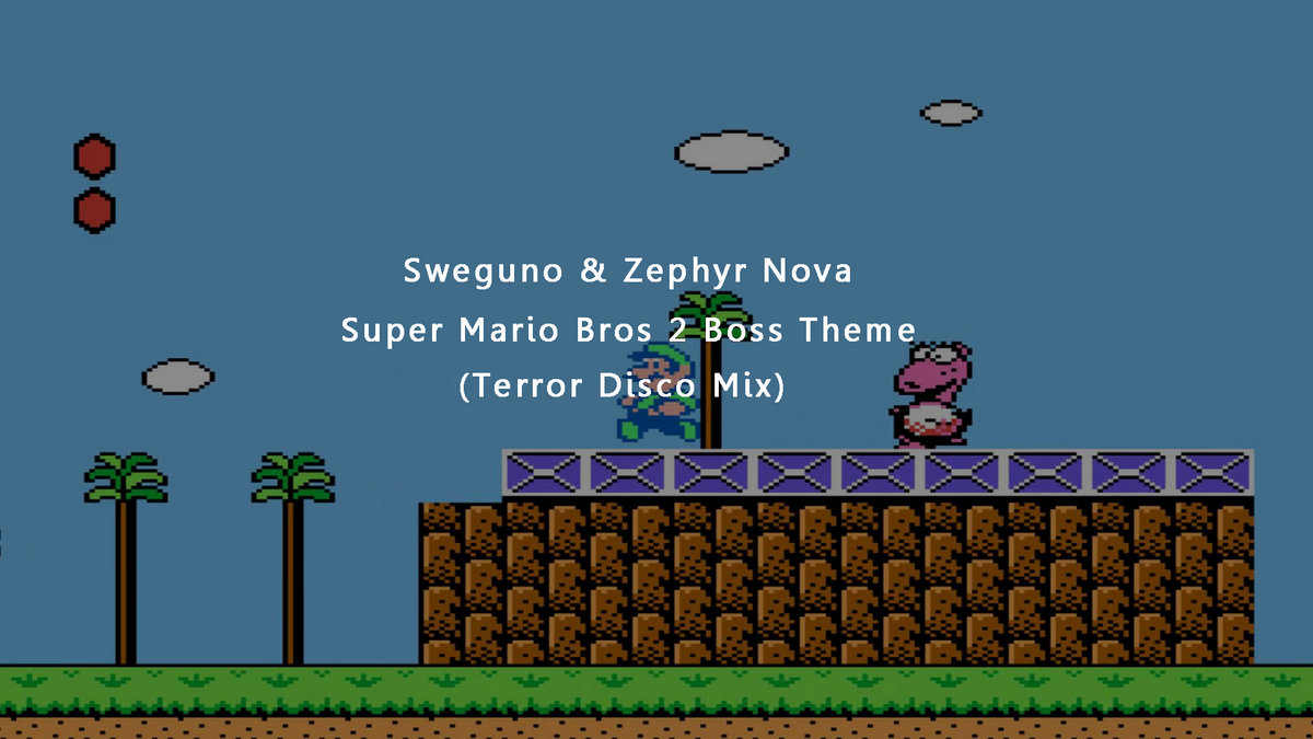 Super Mario Bros 2 Boss Theme (Terror Disco Mix) | Atavistic Spasm