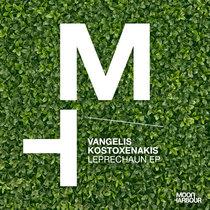 Leprechaun EP (MHD061) cover art