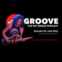 Groove – Episode #34: Julie Slick cover art