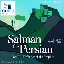 Salman the Persian (Part 3) cover art