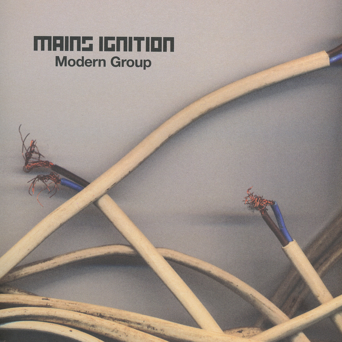 Modern Group Mains Ignition Electrical Wiring By
