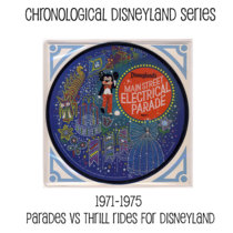 Episode 83: Chronological Disneyland Series: 1971-1975 cover art