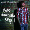 Solo Acoustic Guy II (digital download only...for now) Cover Art