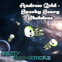 Spooky Scary Skeletons cover art