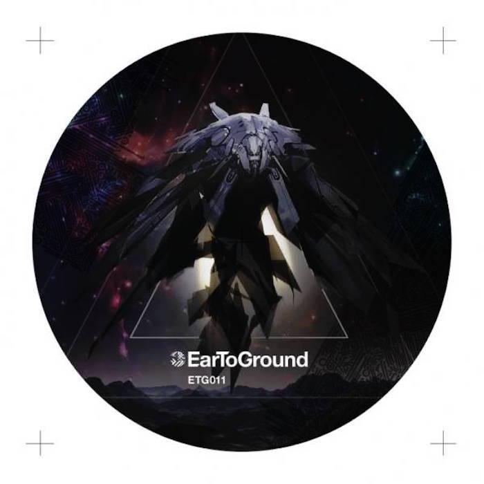AA2) Cleric - Pianoforte (Locked Groove)   EarToGround Records