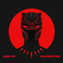 Black Panther Theme - Free download cover art