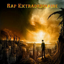 Rap Extraordinaire The E.P. cover art
