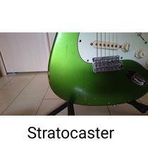 Michiru Aoyama「Stratocaster」 cover art