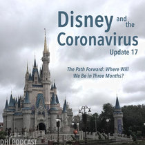Disney and the Coronavirus - Update 17 cover art