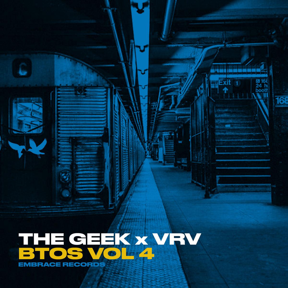 BTOS VOL  4 | The Geek x Vrv