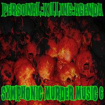 SYMPHONIC MURDER MUSIC 6 cover art
