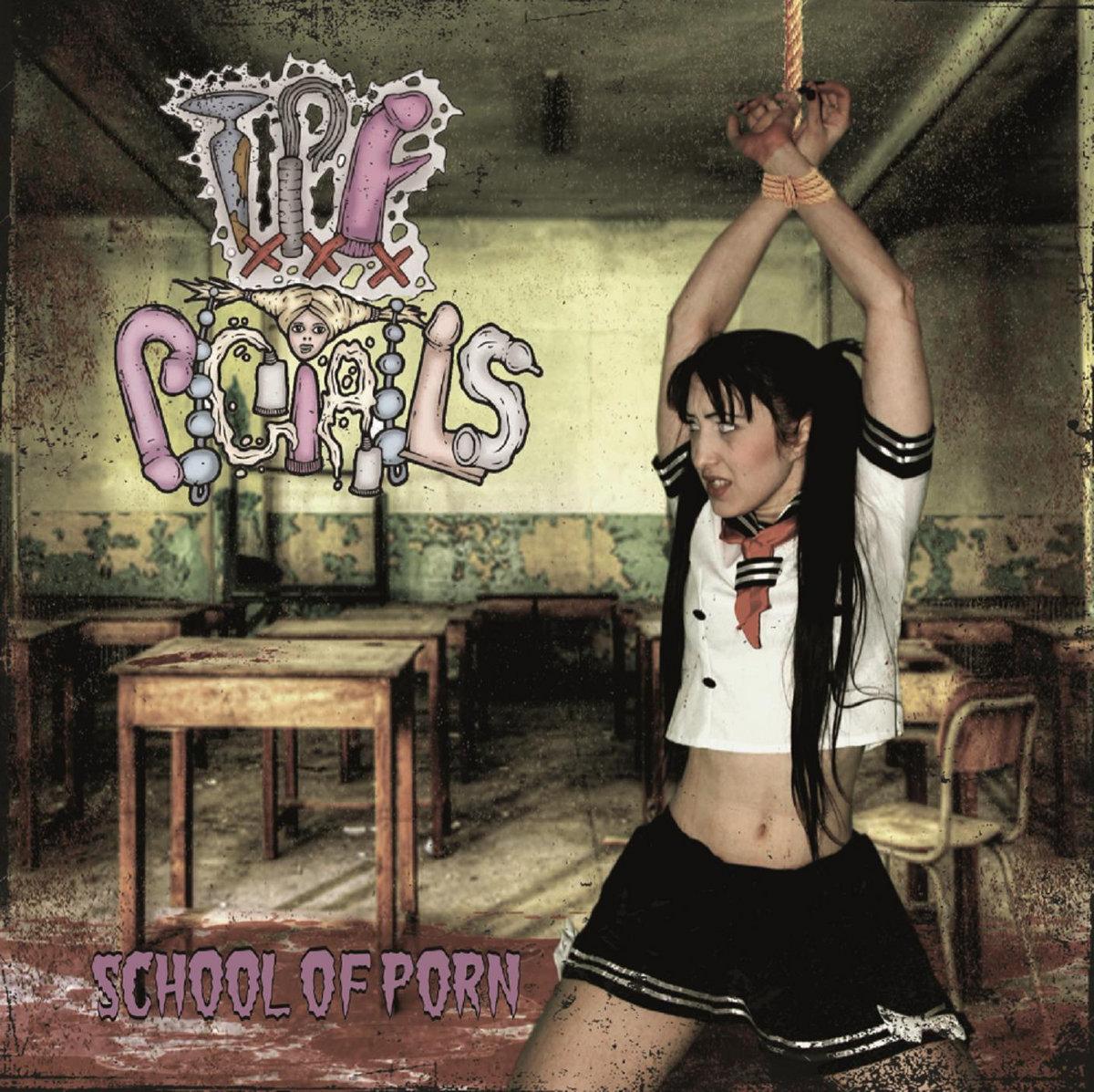 Japanese School Girls Gangbang