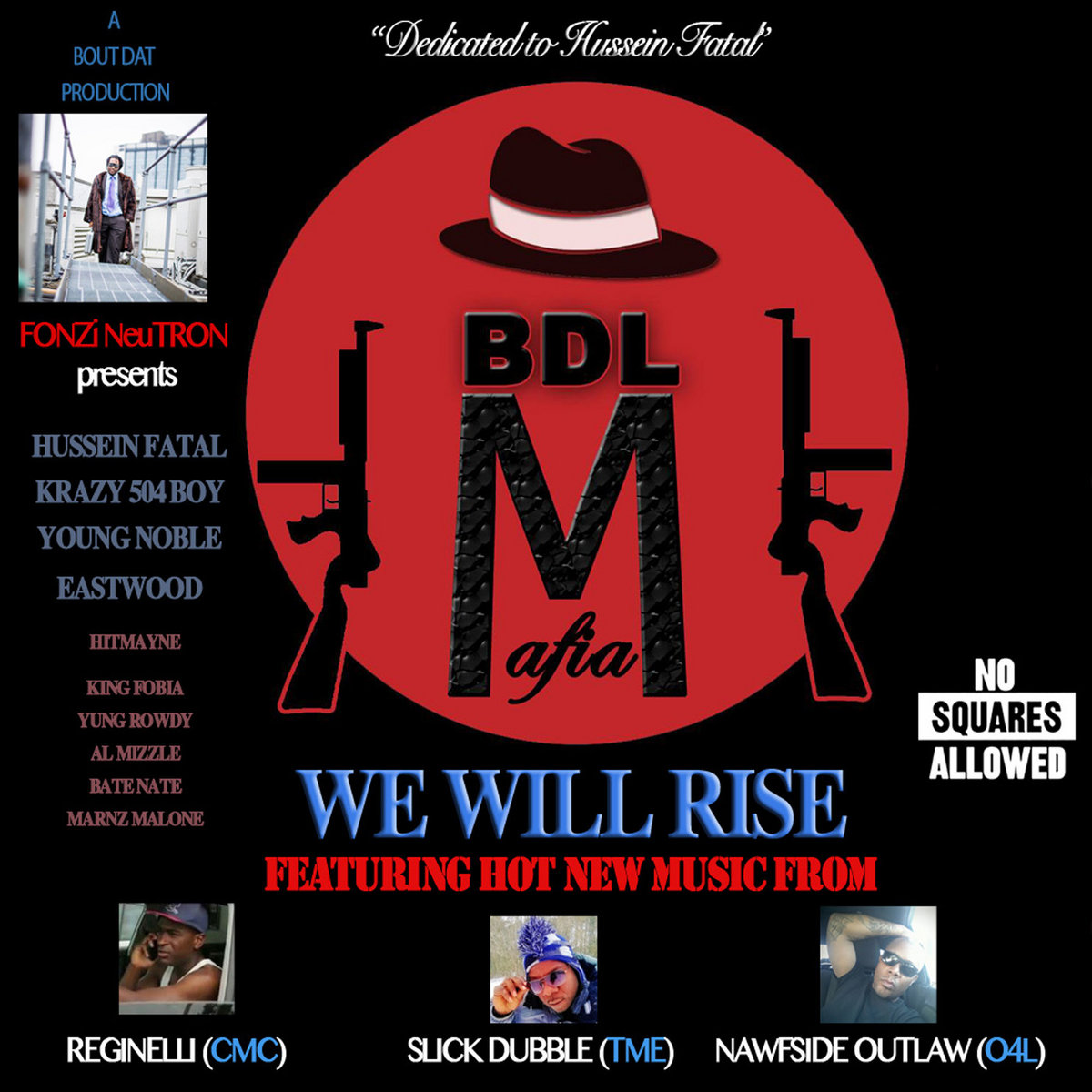 We Will Rise (Cosmic Ridahz) [2016] | Bout Dat Online