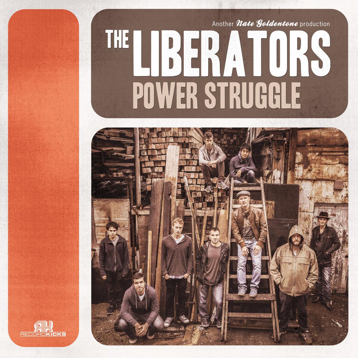 Power Struggle   The Liberators
