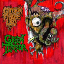 C3L / Green Terror Split cover art