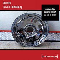 [BR046] : Remork - Bemelo ep [2020 Remastered Version] cover art