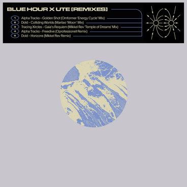Blue Hour x UTE [Remixes] main photo