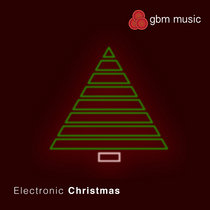 Electronic Christmas cover art