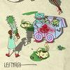 Hello Kittie's Spank Cover Art