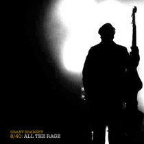 8/40: ALL THE RAGE cover art