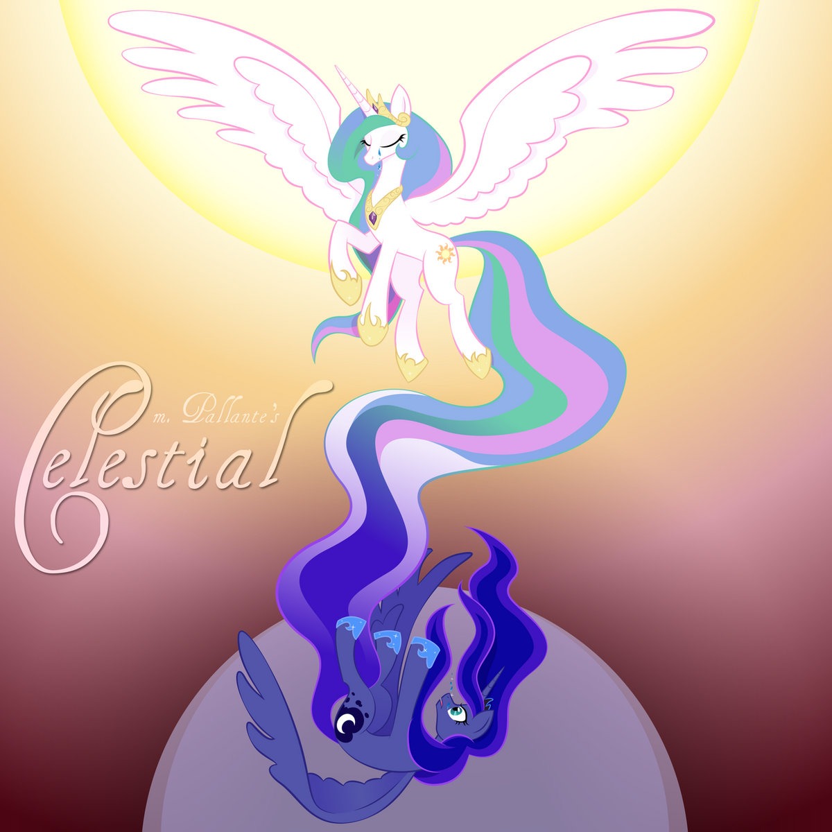 celestial music inspired by my little pony friendship is magic