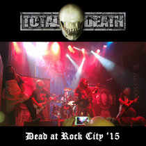 Dead At Rock City '15 (Live) cover art