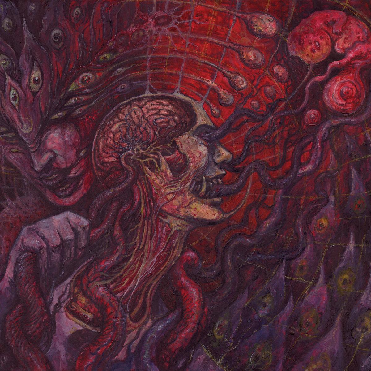 Poison Palinopsia   Qrixkuor   Invictus Productions
