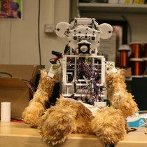 Robot Bears Picnic cover art