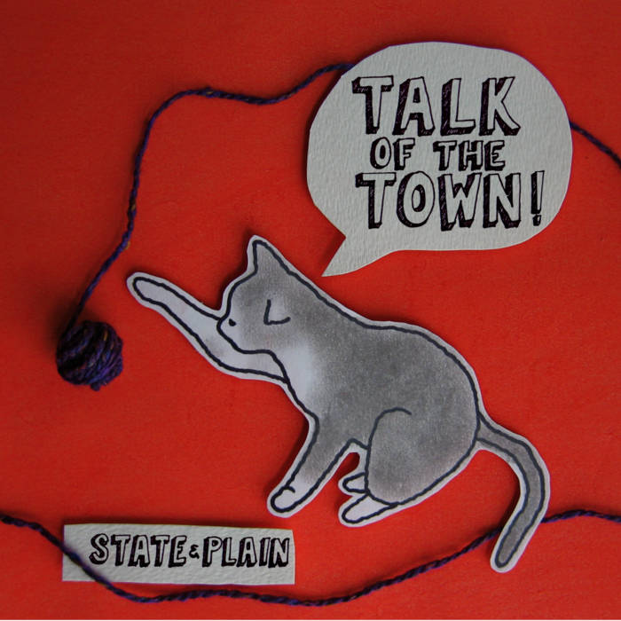 Talk of the Town cover art