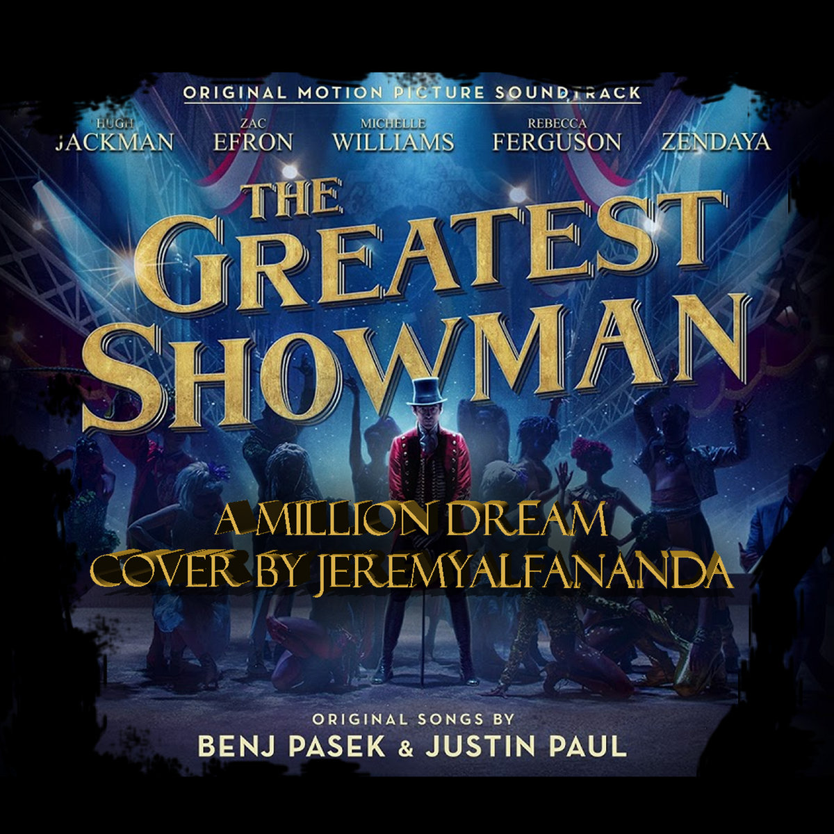 A MILLION DREAM The Greatest Showman Cover By Jeremy