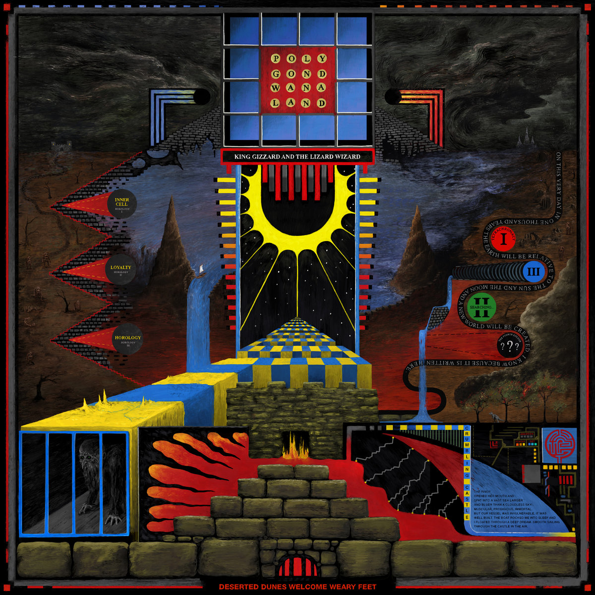 Polygondwanaland | King Gizzard & The Lizard Wizard