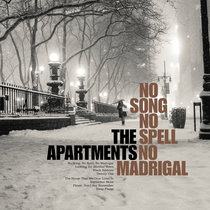 No Song No Spell No Madrigal cover art