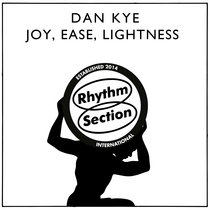 Joy, Ease, Lightness cover art