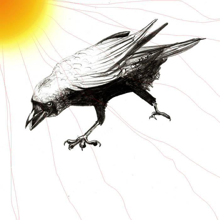 Sun Off A Crow's Back – Skinny Crow