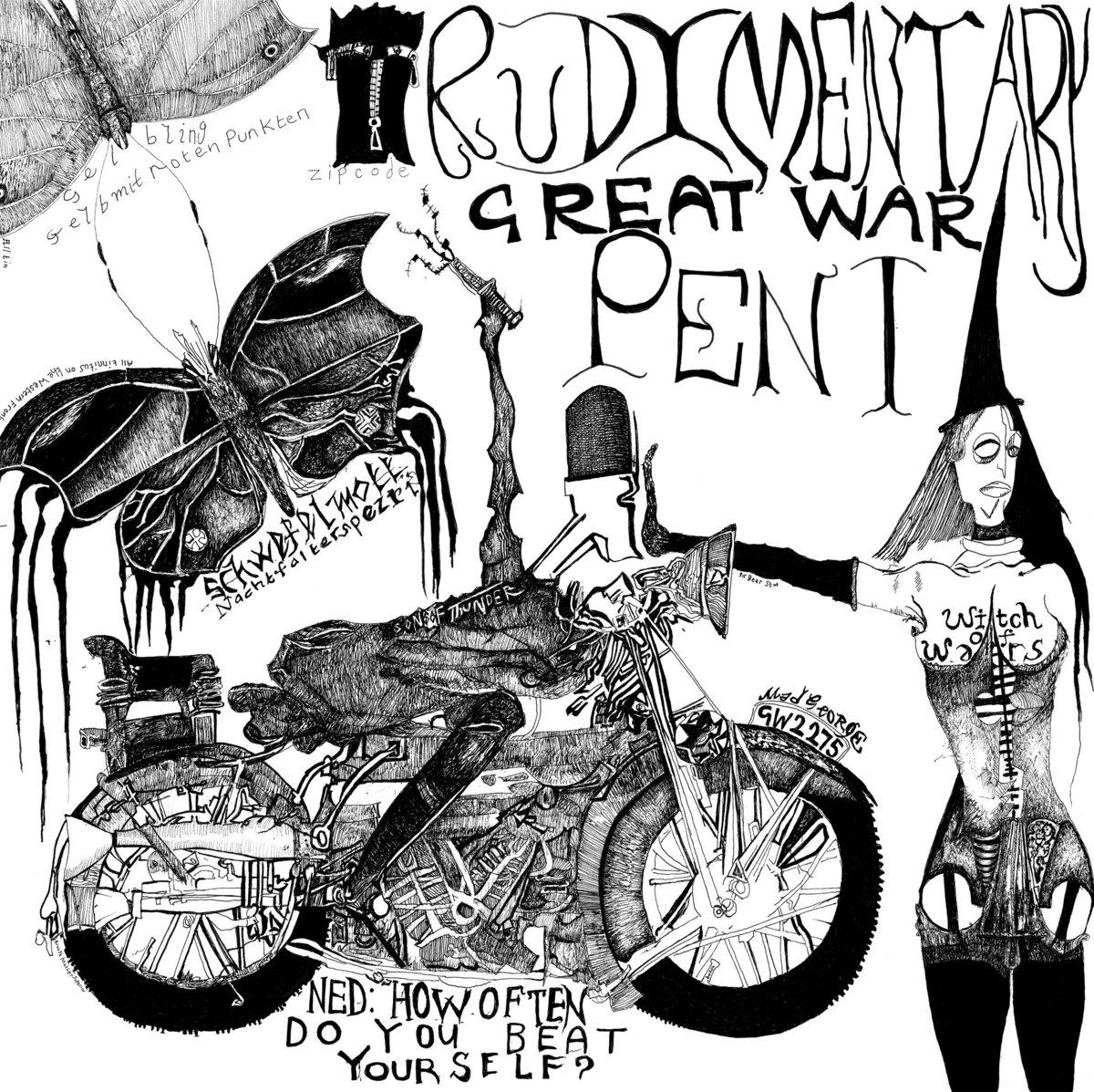 Rudimentary Peni, in arrivo il comeback album. Ascolta i singoli estratti 2 - fanzine