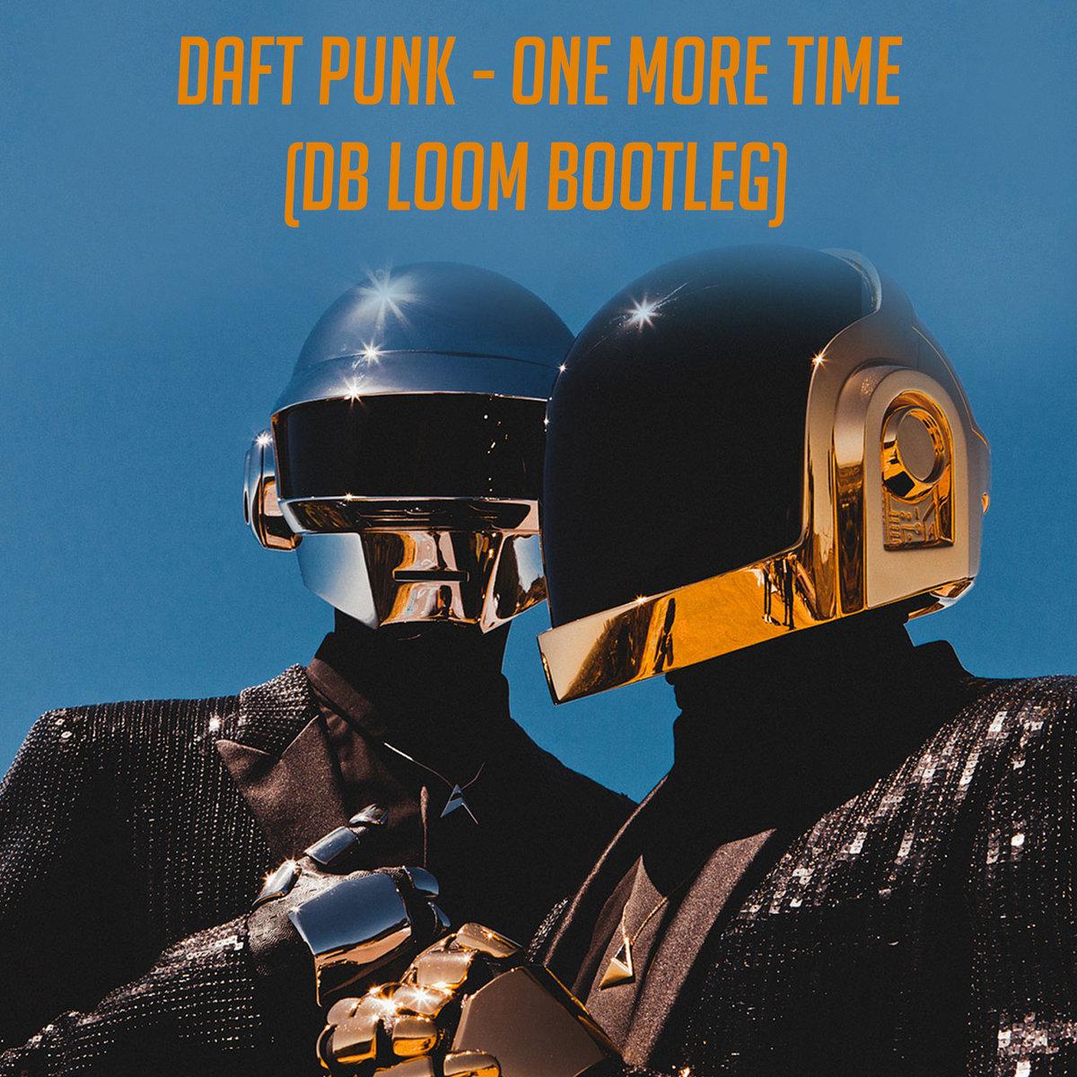 Daft punk – one more time (hotblood remix).