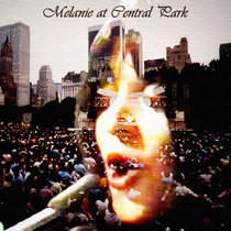 Maybe not for a life time - live in Central Park 1974 cover art