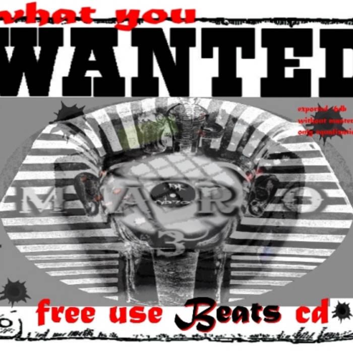WHAT YOU WANTED-8 FREE USE CD BEATS | JEL aka MARO 3