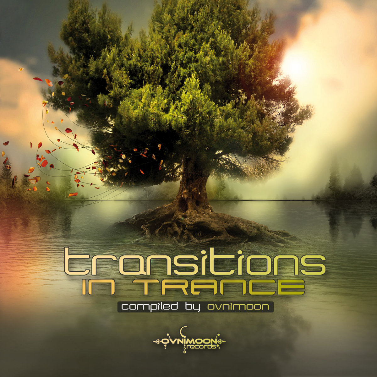 Transitions in Trance Vol  1 - compiled by Ovnimoon