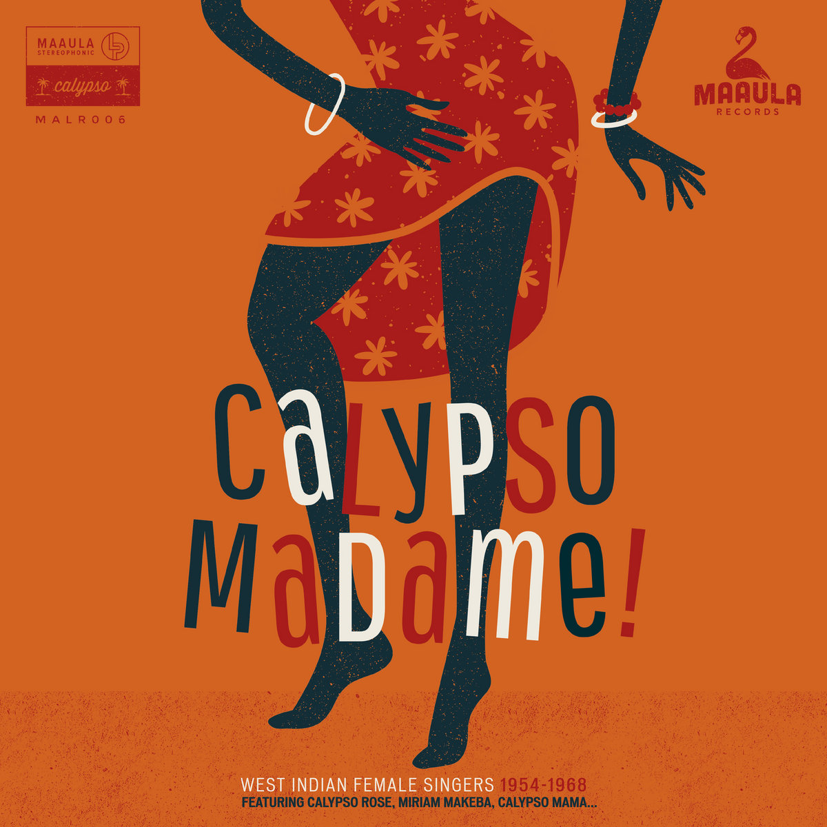 Calypso Madame ! - West Indian female singers 1954-68 | MaAuLa Records