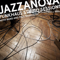 Funkhaus Studio Sessions cover art