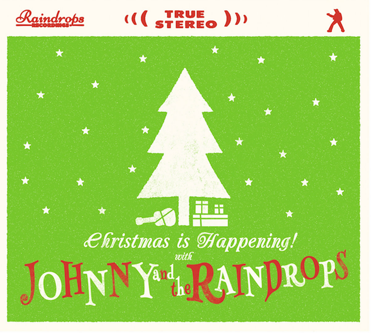 Christmas is Happening! | Johnny and the Raindrops