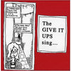 The Give It Ups Sing... Cover Art