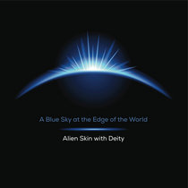 A Blue Sky at the Edge of the World cover art