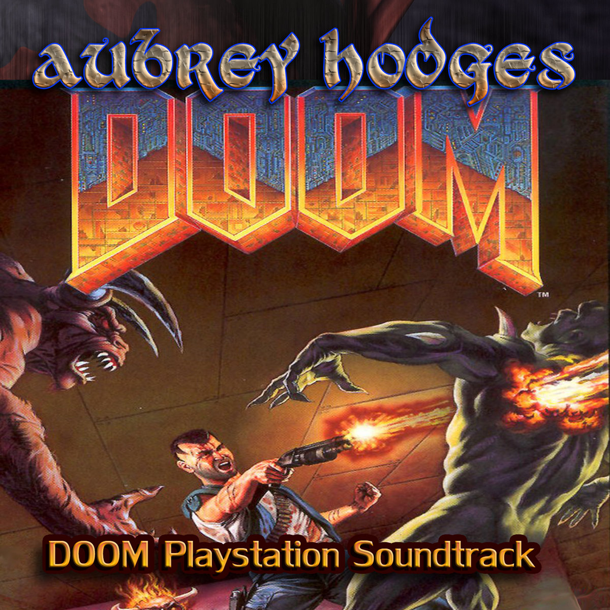 Doom Playstation: Official Soundtrack | Aubrey Hodges