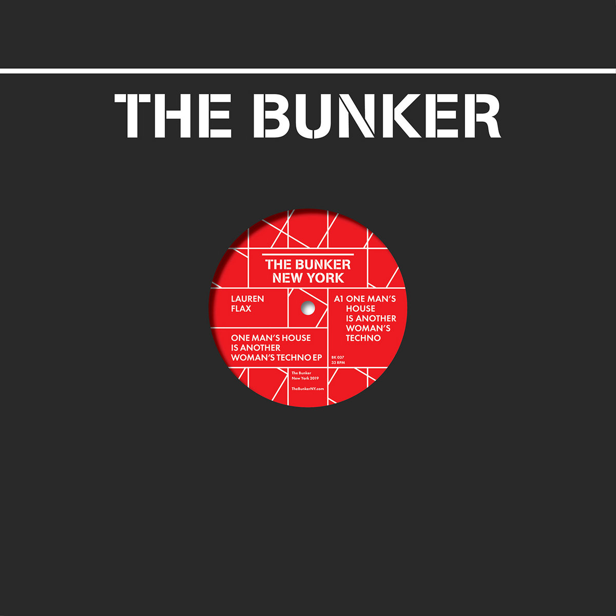One Man's House is Another Woman's Techno EP (The Bunker New