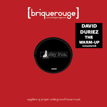 [BR122] : David Duriez - The Warm Up [Remastered Edition] cover art