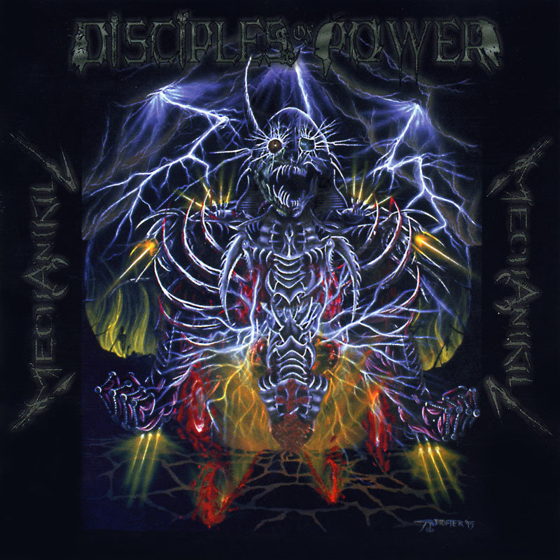 by Disciples of Power