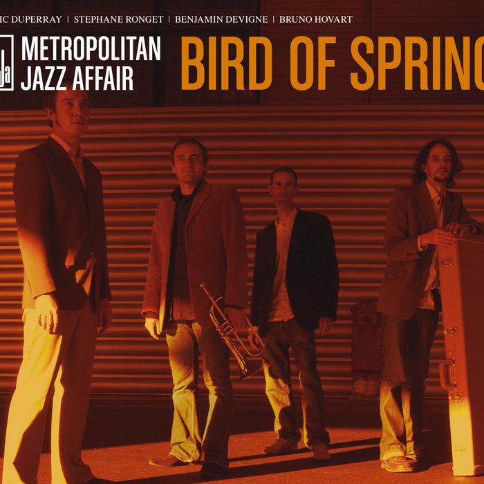 metropolitan jazz affair mja album