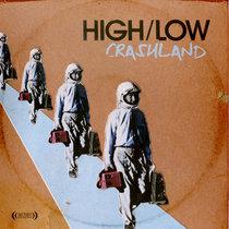 Crashland (single) cover art